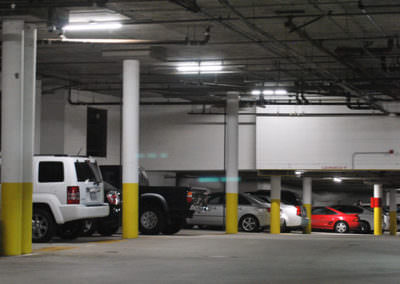 Apartment Parking Garage – Costa Mesa, CA