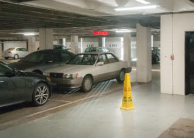 Apartment Parking Garage – San Francisco, CA