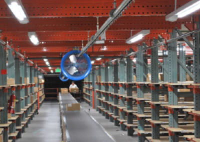 Distribution Center Phase I – Fresno, CA
