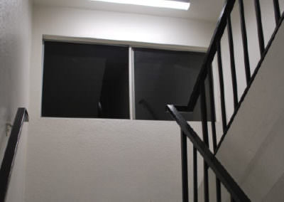 Apartment Stairwell – Costa Mesa, CA