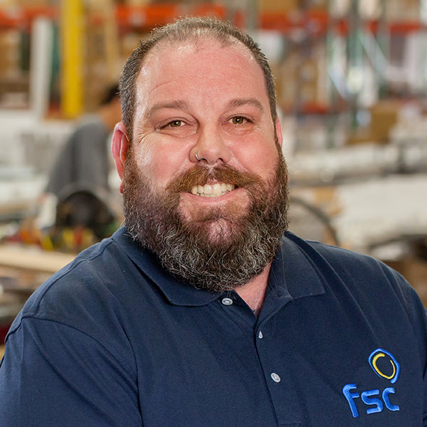 Our Team: James Berry, Office Support