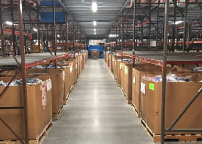 Fulfillment Center – Foothill Ranch, CA