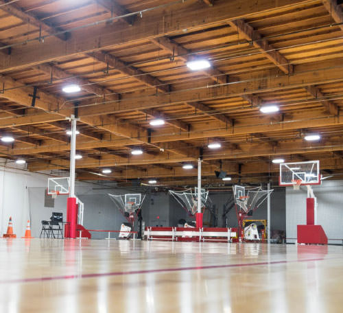 Sports Facility Lighting Applications