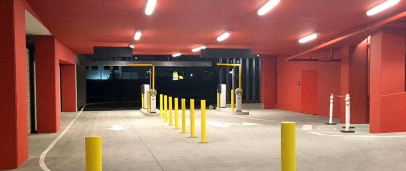 Lighting a Smarter, More Efficient Parking Structure in Downtown LA