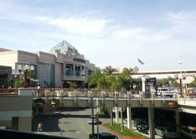 Mall Parking Garage – Santa Ana, CA