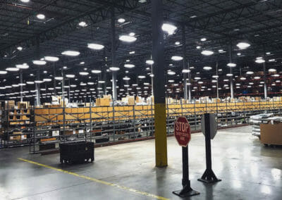 Logistics Warehouse – Connecticut