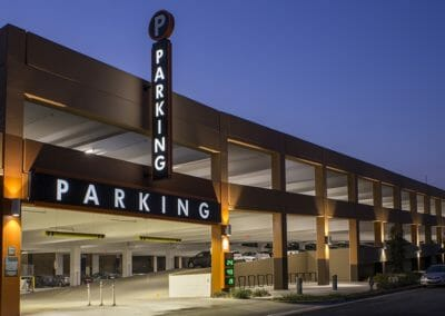 Parking Structure – Brea, CA