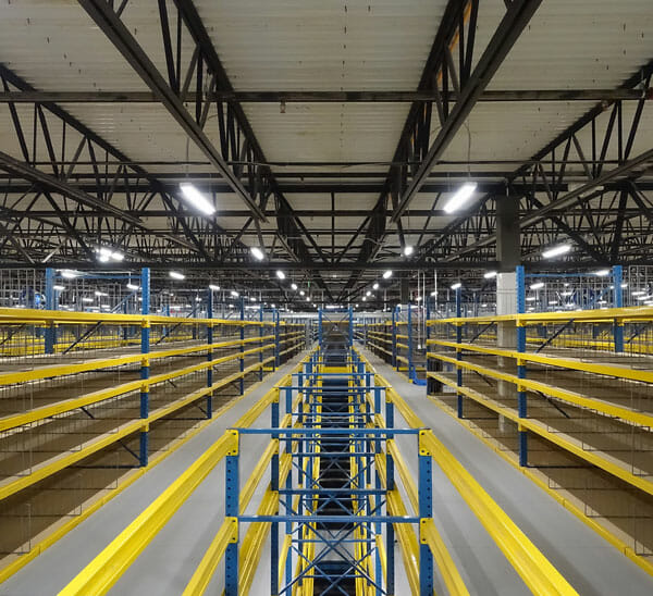 Warehouses Lighting Applications