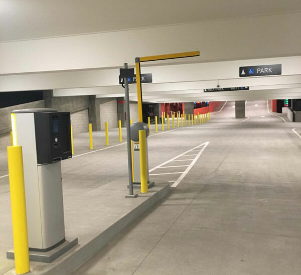 Parking Garages Lighting Applications
