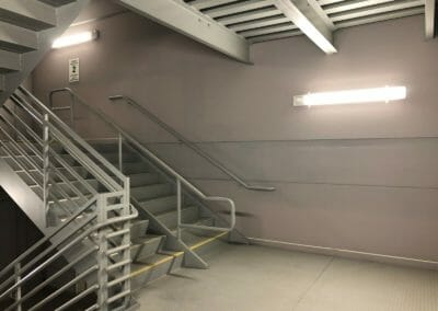 High-rise Stairwell – Los Angeles, CA