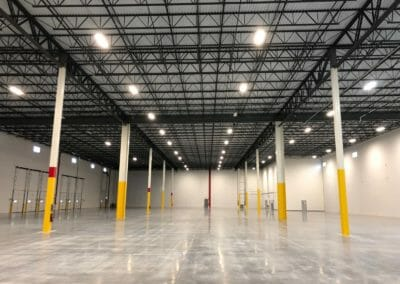 Logistics Warehouse – Romeoville, IL