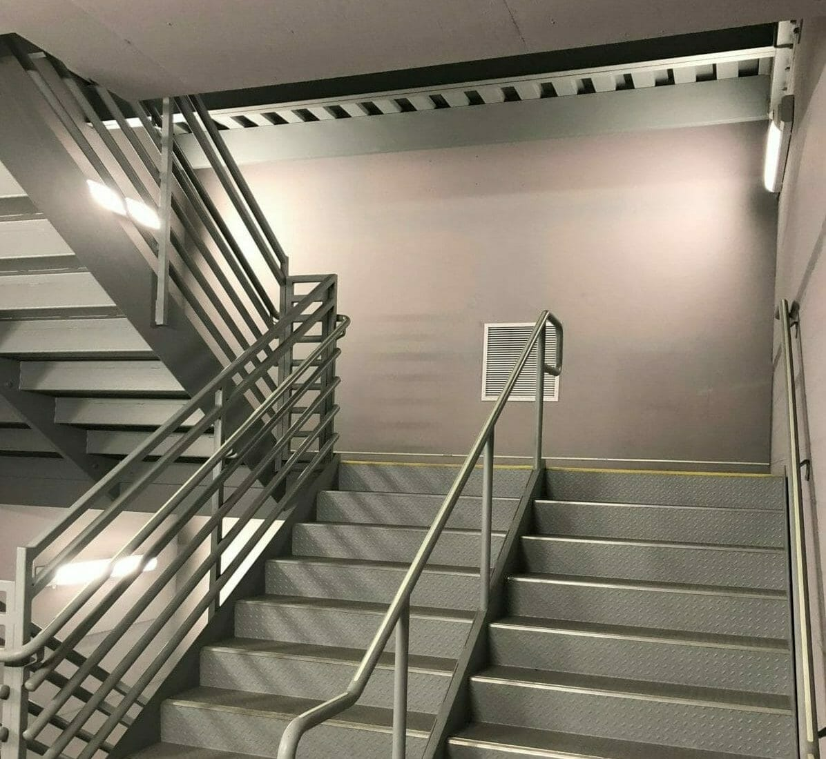 Stairwell Lighting Applications