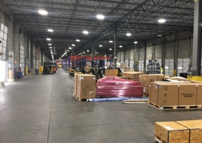 Logistics Warehouse – Northborough, MA