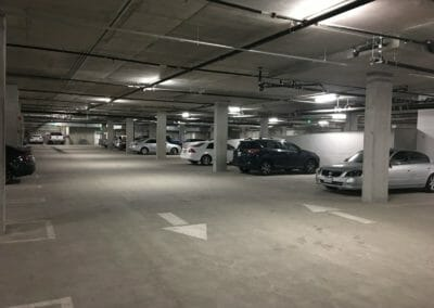 Parking Garage – West Los Angeles, CA