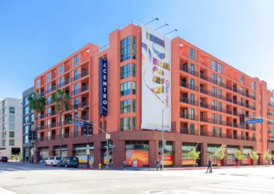 Parking Garage – Hollywood, CA